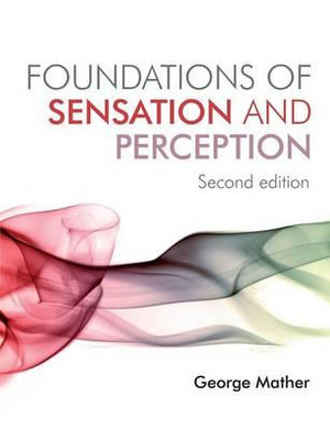 Cover of Foundations of Sensation and Perception