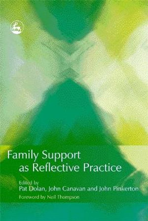 Cover of Family Support as Reflective Practice