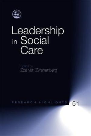 Cover of Leadership in Social Care