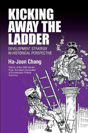 Cover of Kicking Away the Ladder
