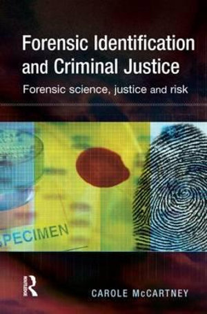 Cover of Forensic Identification and Criminal Justice