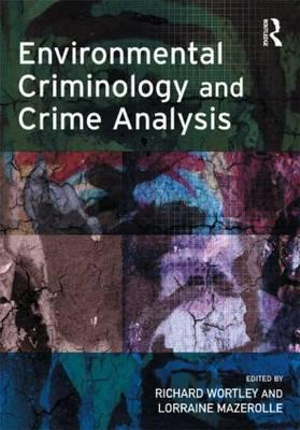 Cover of Environmental Criminology and Crime Analysis
