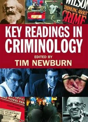 Cover of Key Readings in Criminology