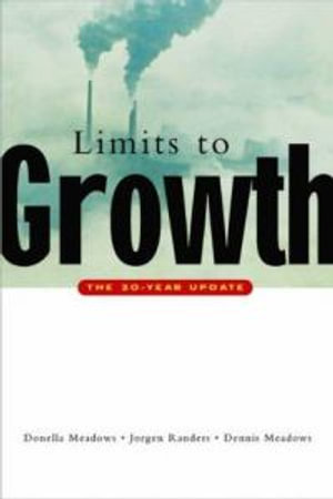 Cover of Limits to Growth