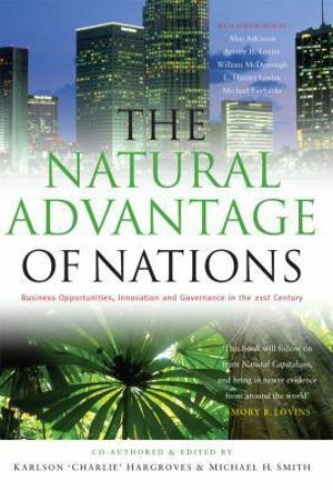 Cover of The Natural Advantage of Nations