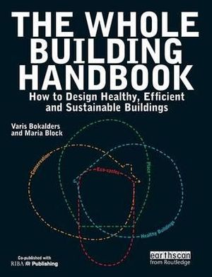 Cover of The Whole Building Handbook