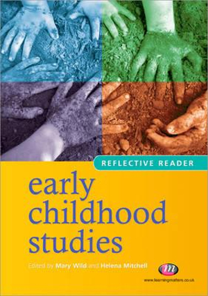 Cover of Early Childhood Studies Reflective Reader