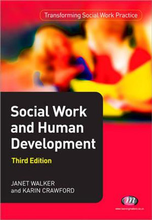 Cover of Social Work and Human Development 3ed