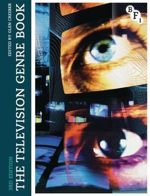 Cover of The Television Genre Book