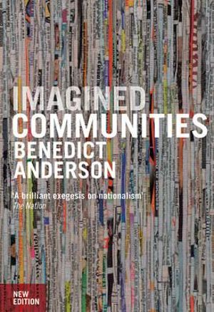 Cover of Imagined Communities