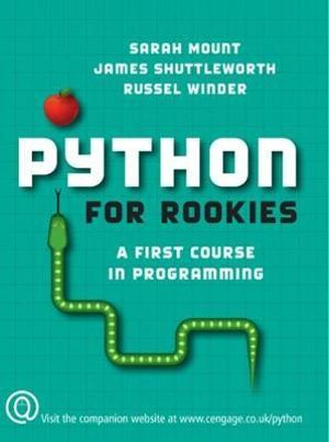 Cover of Python for Rookies