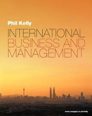 Cover of International Business and Management