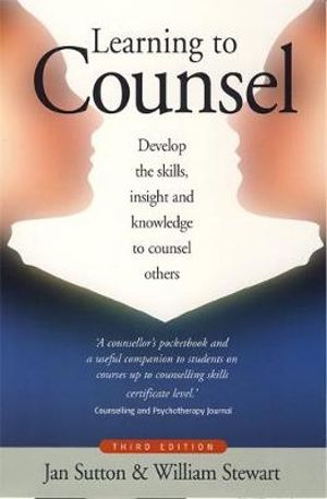 Cover of Learning to Counsel