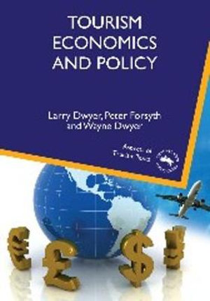 Cover of Tourism Economics and Policy
