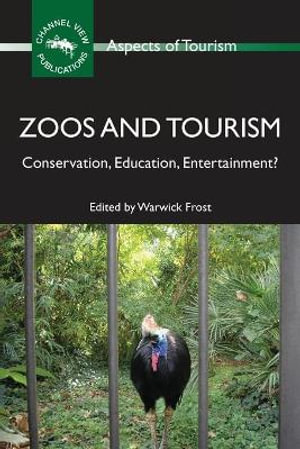 Cover of Zoos and Tourism