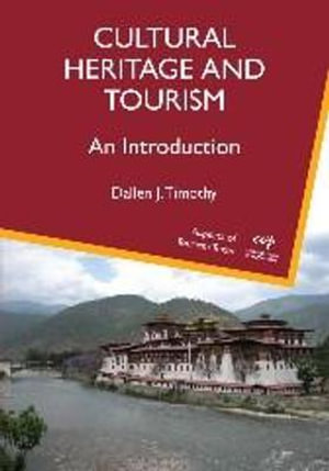 Cover of Cultural Heritage and Tourism