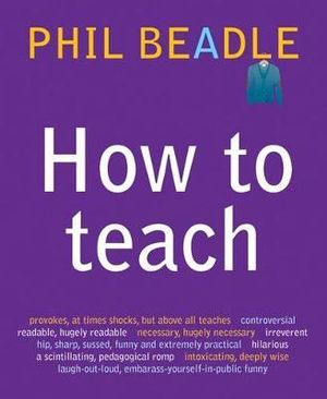 Cover of How to Teach