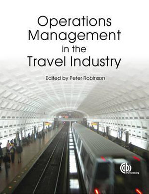 Cover of Operations Management in the Travel Industry