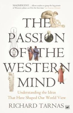 Cover of The Passion of the Western Mind