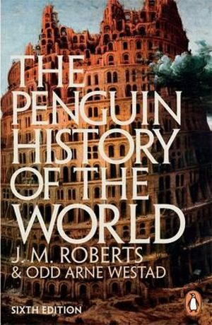 Cover of The Penguin History of the World