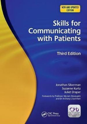 Cover of Skills for Communicating with Patients