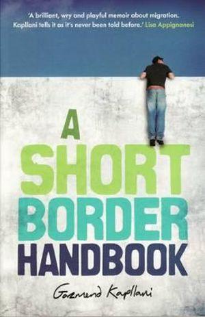 Cover of A Short Border Handbook