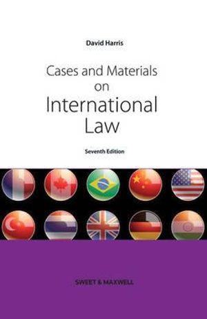 Cover of Cases and Materials on International Law