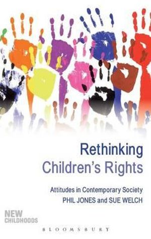 Cover of Rethinking Children's Rights