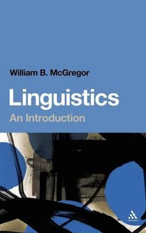 Cover of Linguistics: An Introduction