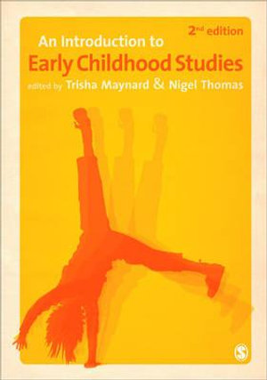 Cover of An Introduction to Early Childhood Studies