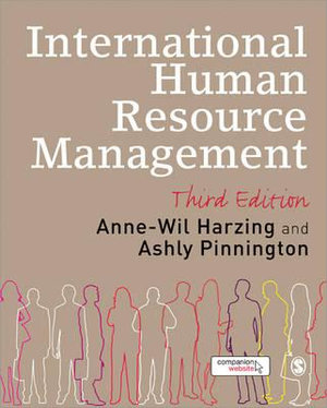 Cover of International Human Resource Management 3ed