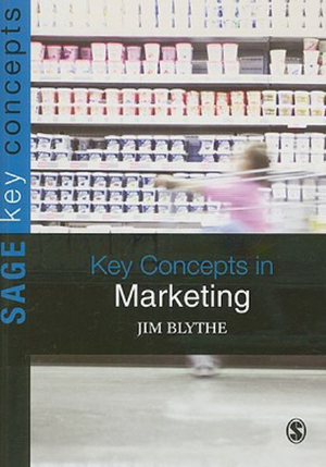 Cover of Key Concepts in Marketing
