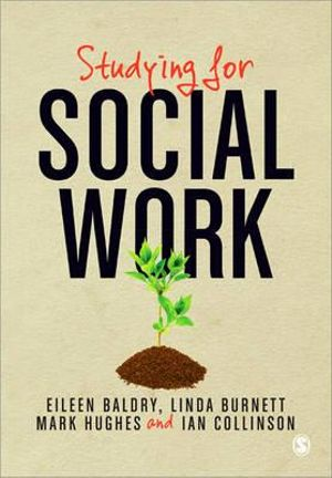 Cover of Studying for Social Work