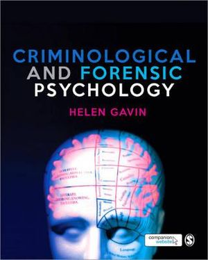 Cover of Criminological and Forensic Psychology