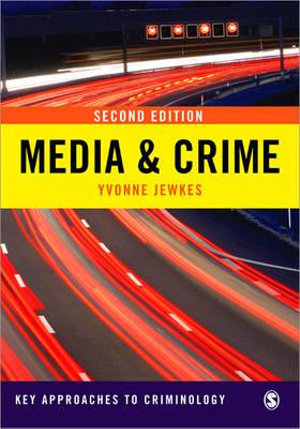 Cover of Media and Crime 2ed