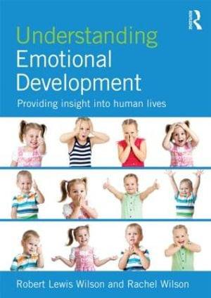 Cover of Understanding Emotional Development