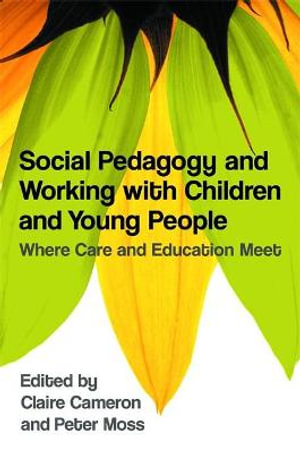 Cover of Social Pedagogy and Working with Children and Young People