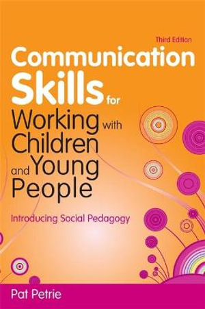 Cover of Communication Skills for Working with Children and Young People