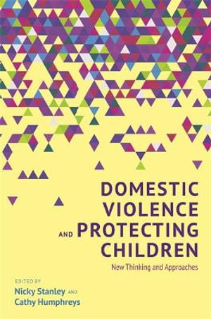 Cover of Domestic Violence and Protecting Children
