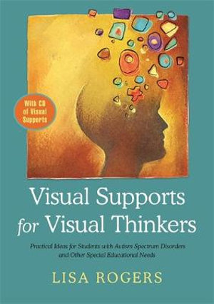 Cover of Visual Supports for Visual Thinkers
