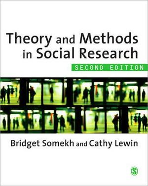 Cover of Theory and Methods in Social Research