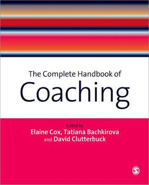 Cover of The Complete Handbook of Coaching