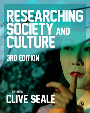 Cover of Researching Society and Culture