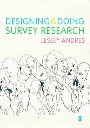 Cover of Designing and Doing Survey Research