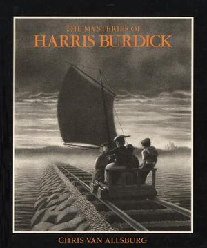 Cover of The Mysteries of Harris Burdick