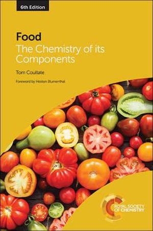 Cover of Food: The Chemistry of its Components