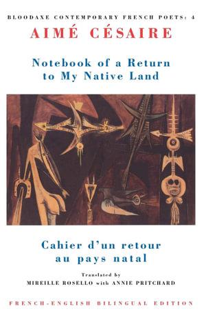Cover of Cahier D'un Retour Au Pays Natal