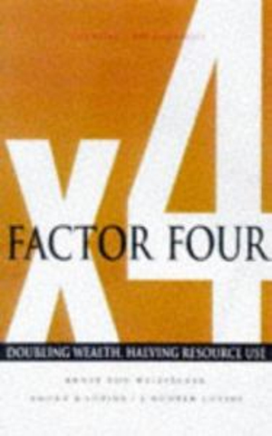 Cover of Factor Four