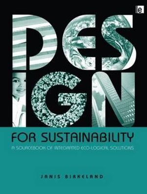 Cover of Design for Sustainability
