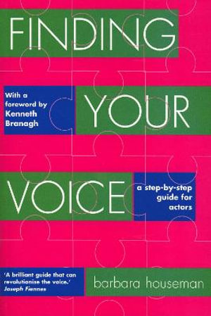 Cover of Finding Your Voice